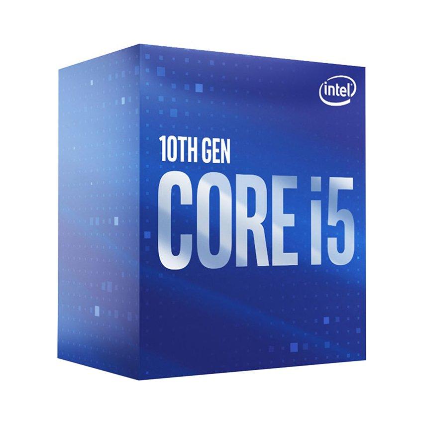 Intel Core i5-10400F LGA-1200(bộ nhớ đệm 12M, lên đến 4,30 GHz)