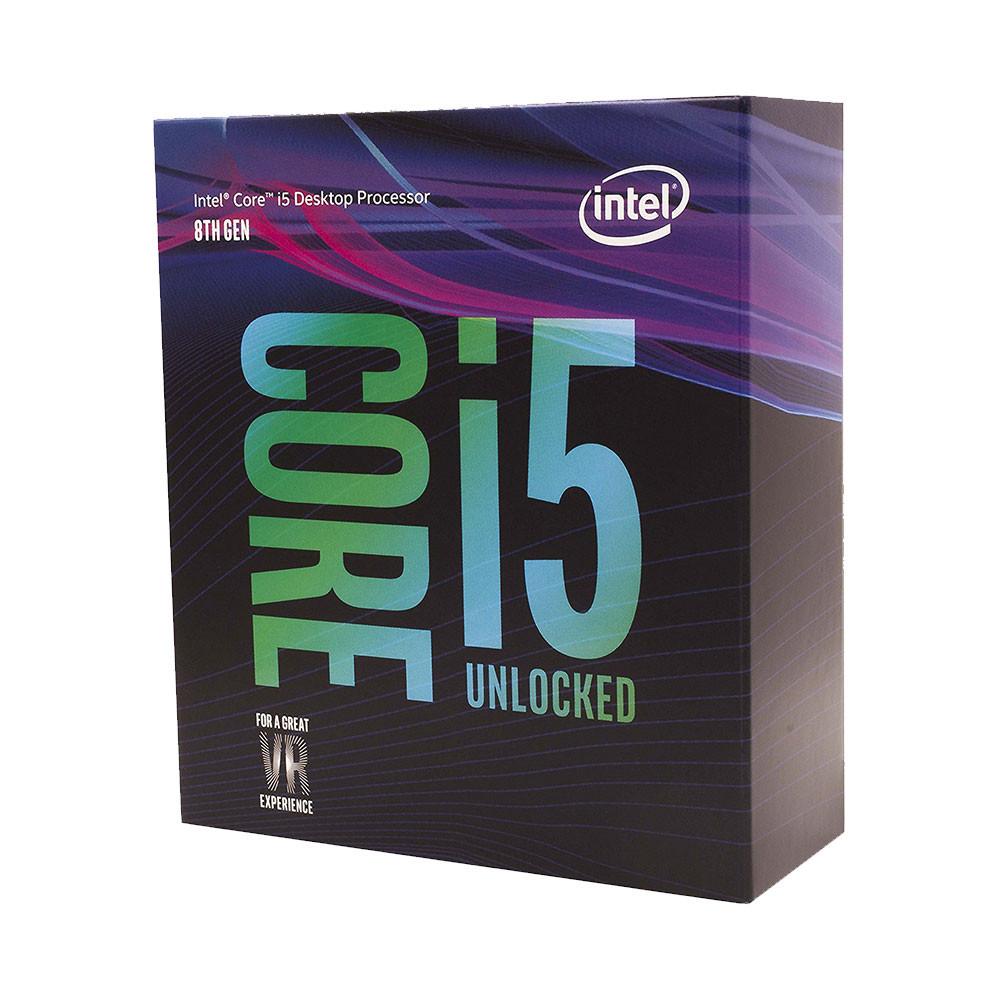 Intel Core i5-8400 LGA-1151V2(9M bộ nhớ đ ệm, l ên đến 4.00 GHz)
