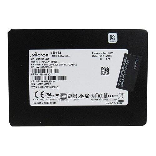 SSD Micron M600 512gb 2.5\