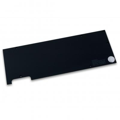 EK-FC1080 GTX Backplate - Black.