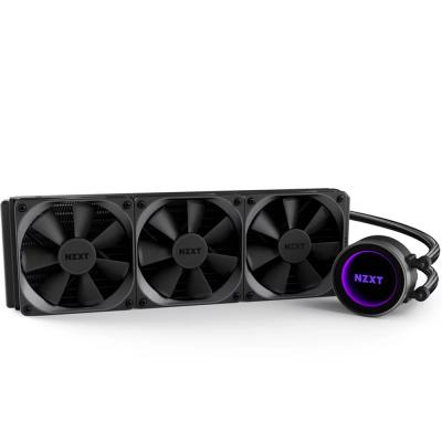NZXT Kraken X72 RGB – 360mm Radiator With Triple Fan Liquid Cooler.