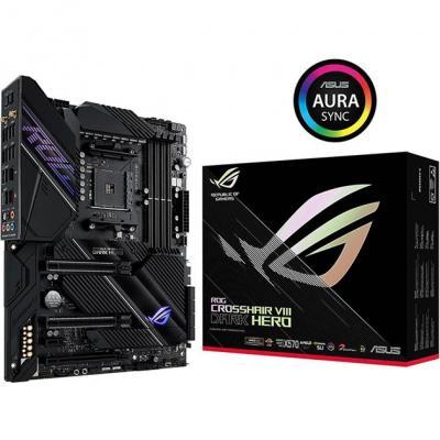 Asus ROG X570 Crosshair VIII Dark Hero Wifi.