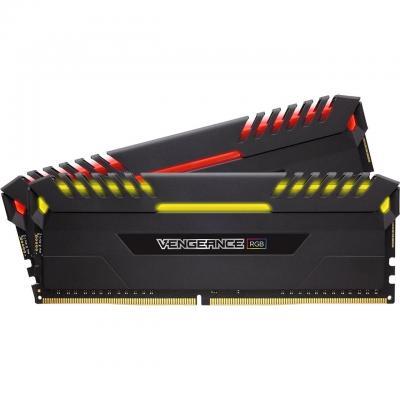DDR4 Corsair Vengeance RGB 16GB 2x8GB 3000C15