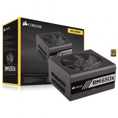 Corsair RM Series 650 RM650X – 850W. 80 Plus Gold