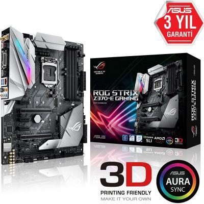Asus ROG Strix Z370-E Gaming LGA-1151V2.