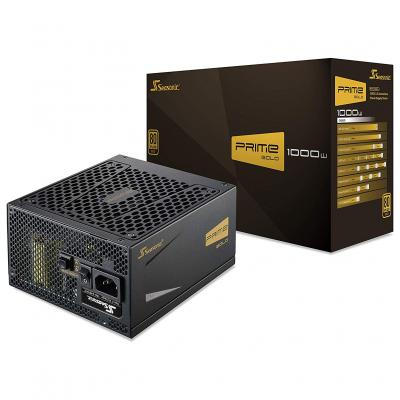 Seasonic Prime 1000GD 1000W. 80Plus Gold. Full Modular