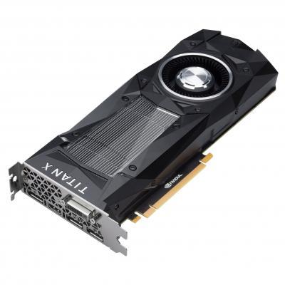 Nvidia GTX Titan X Pascal. 12GB. 384Bit. GDDR5X. 3584 Cuda