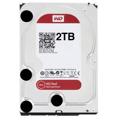 HDD Western Red 2Tb SATA3 5400rpm 256Mb.