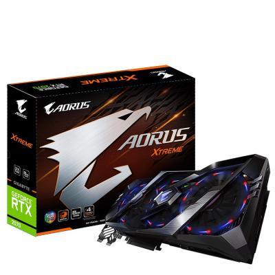 Gigabyte Aorus Geforce RTX 2070 Xtreme. 8GB GDDR6 256BIT
