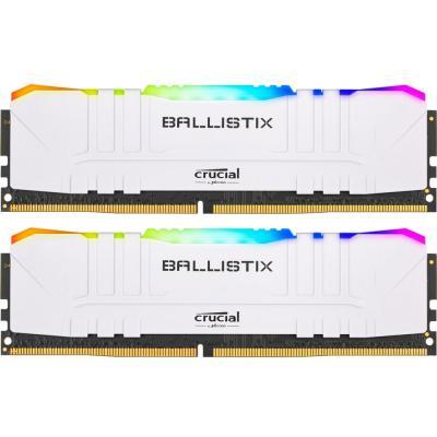 DDR4 Crucial Ballistix Gaming RGB 32GB 2x16GB 3200C16