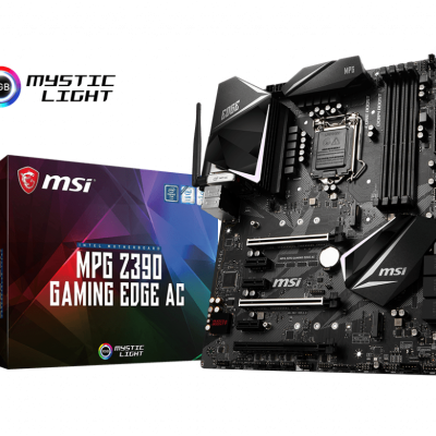 Msi MPG Z390 Gaming EDGE AC. LGA-1151V2.