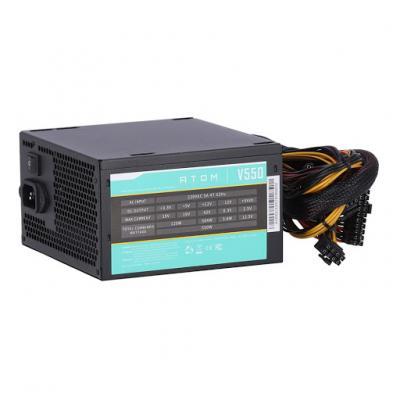 Antec Atom 550w. Công suất thực 550W.